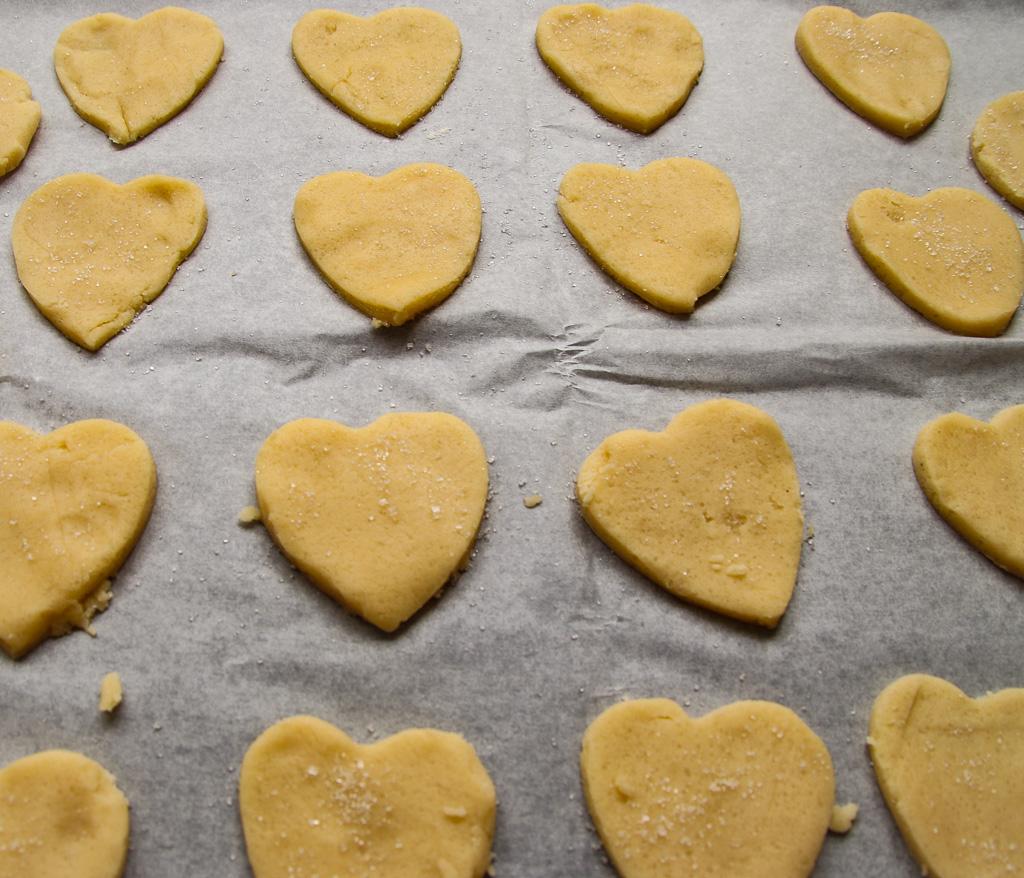 עוגיות חמאה ביתיות