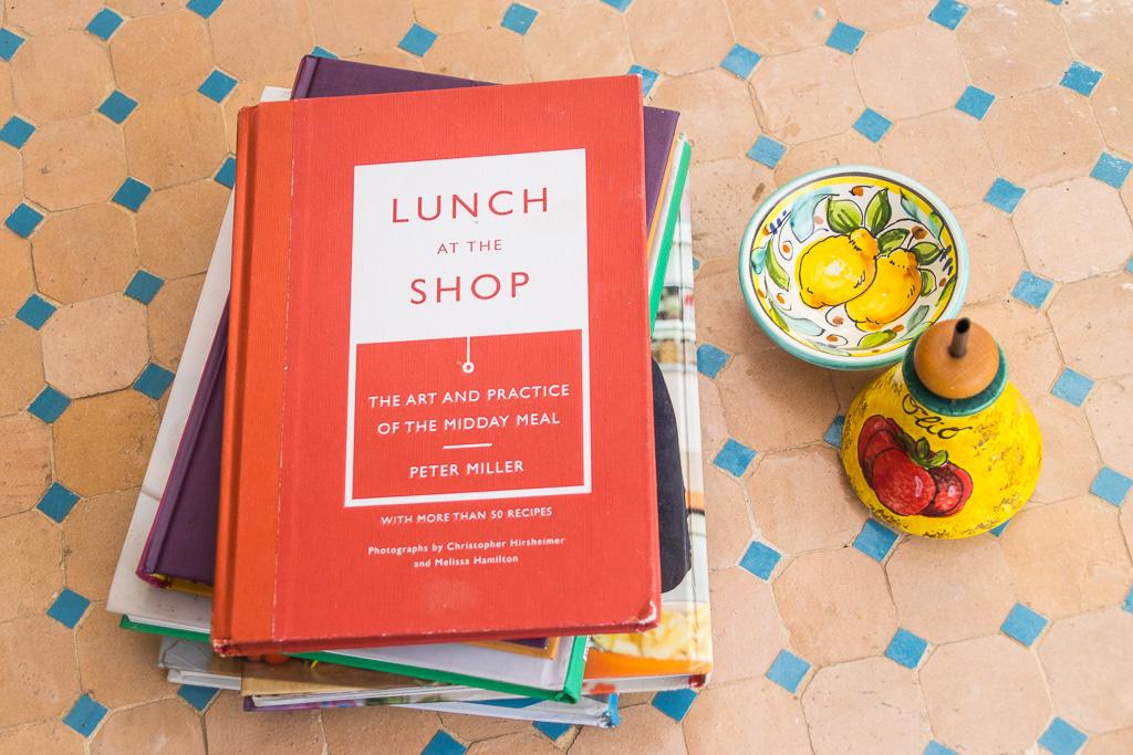 צהריים בחנות הספרים
