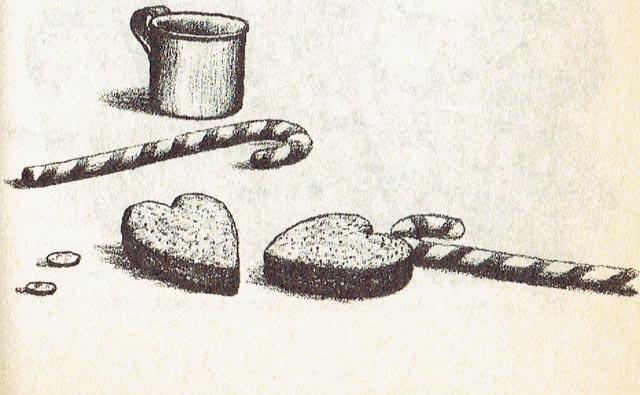 עוגיות חמאה בית קטן בערבה
