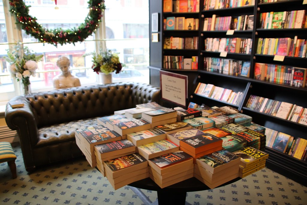 Hatchards bookstore