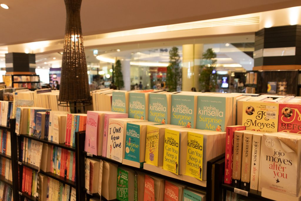 חנות ספרים בנגקוק