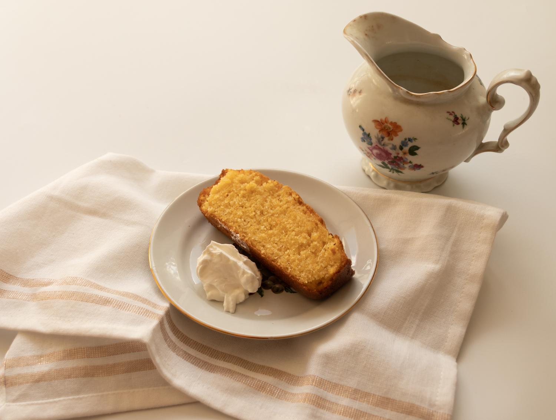 לחם תירס מלוח מתוך אמנות הבישול הסובייטי