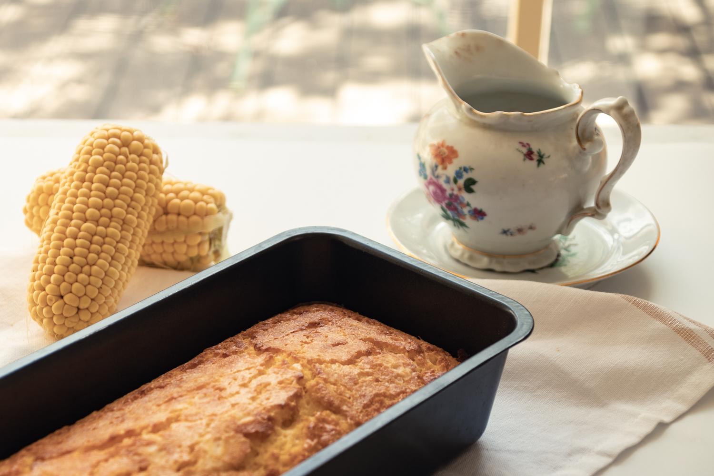 לחם תירס מתוך אמנות הבישול הסובייטי