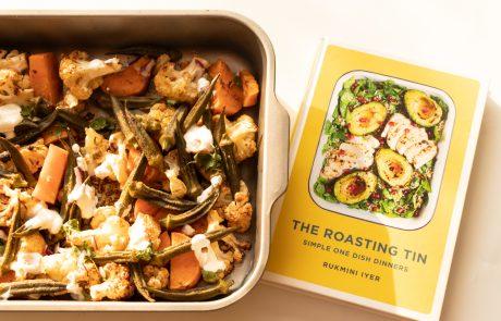 צילמתי בבית: איך ליצור בתבנית אחת ארוחה טעימה שגם מצטלמת היטב, קריאת בישול ב The Roasting Tin
