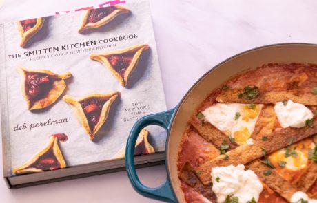 זוללים את ניו יורק בבית: קריאת בישול בSmitten Kitchen