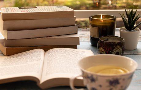 איך לקרוא יותר בכל זמן ובכל מקום: טיפים והמלצות לשיפור חיי הקריאה (חלק ב')