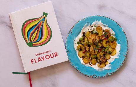 צמחוני גורמה: קריאת בישול ב- Flavour של יותם אוטולנגי