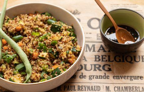 אכילה משמחת: איך לבשל בריא, מהיר וטעים גם במשך השבוע, קריאת בישול בEat Happy