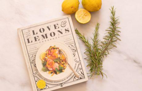 איך להפוך ירקות למנת הדגל במטבח: קריאת בישול ב The Love & Lemons Cookbook