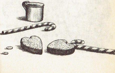 עוגיות חמאה בערבה <br>ומה אפשר ללמוד מלורה אינגלס על רגעי זן?
